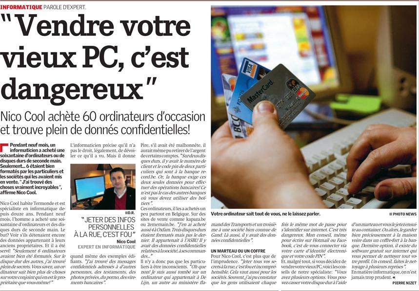 Frans artikel